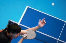生涯スポーツとして楽しめる卓球